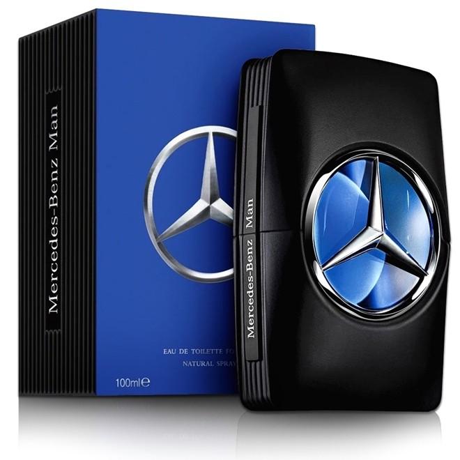 Perfume Mercedes Benz Man Masculino EDT 100ML ** Mercedes Benz