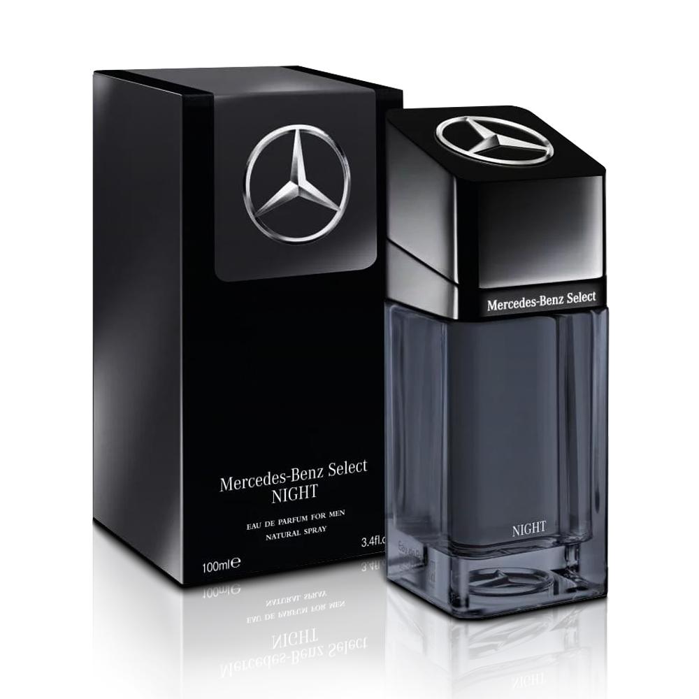 Perfume Mercedes Benz Select Night Masculino 100ml Eau de Parfum Mercedes Benz