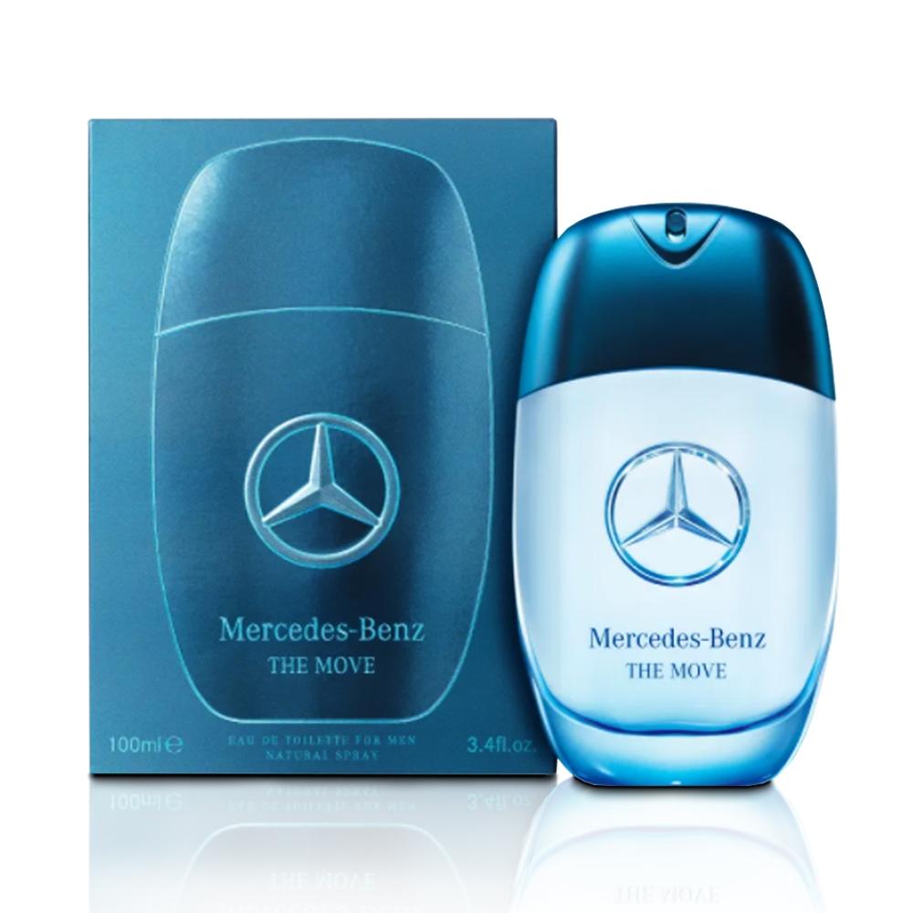 Perfume Mercedes Benz The Move Masculino 100ml Eau de Toilette Mercedes Benz