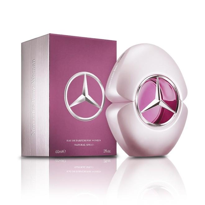 Perfume Mercedes Benz Women Feminino 90ml Eau de Parfum Mercedes Benz