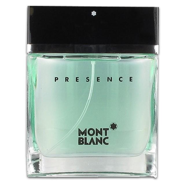 Perfume Presence Masculino 75ML Eau de Toilette MONT BLANC