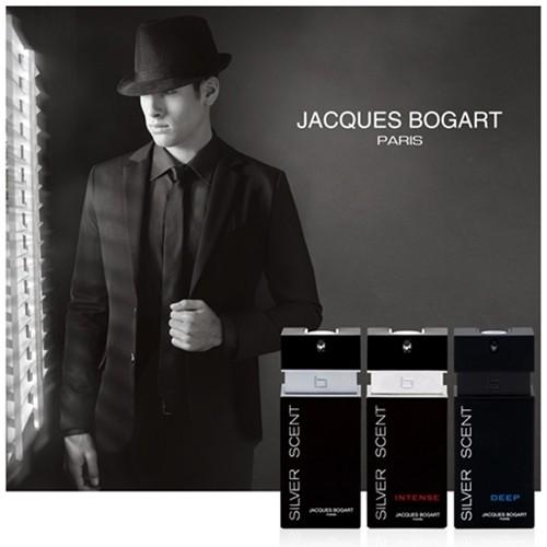 Perfume Silver Scent Masculino 100ml Eau de Toilette Jacques Bogart