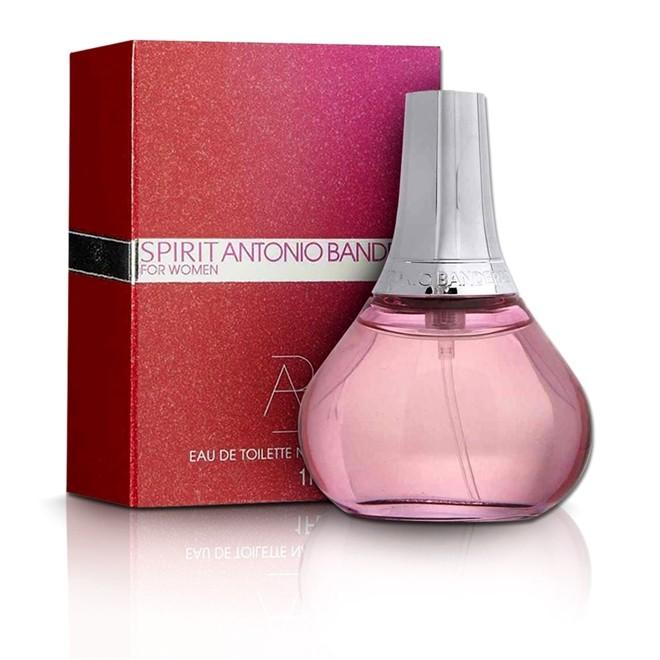 Perfume Spirit For Women Feminino Edt 100ml ** Antonio Bandera