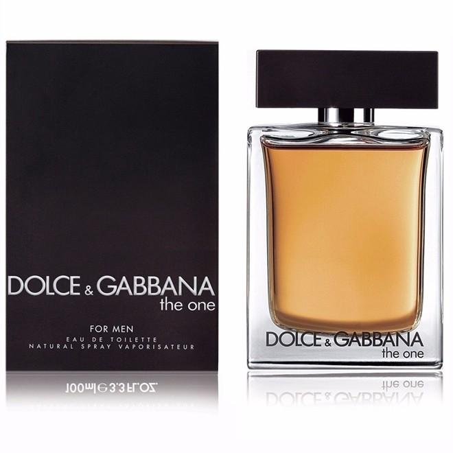 Perfume The One Masculino Eau de Toilette 100ML ** DOLCE GABBANA