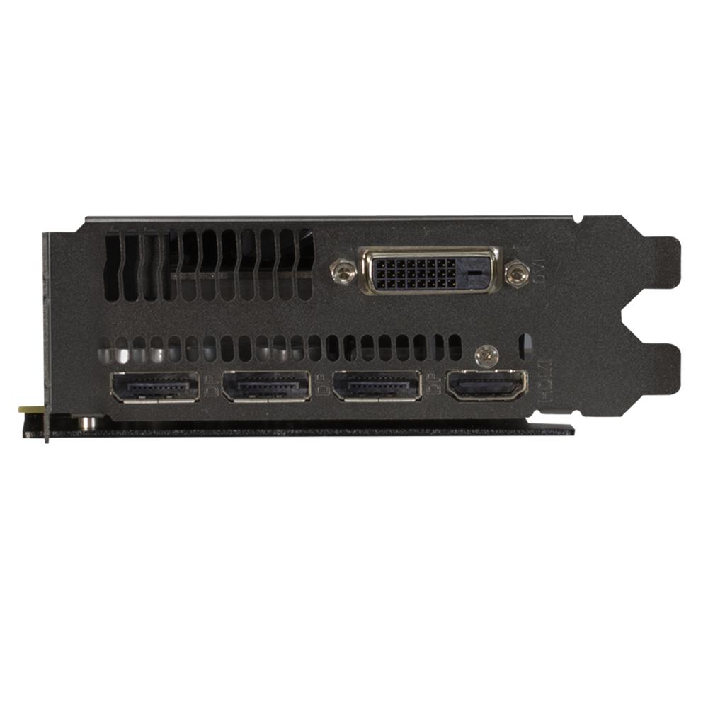 Placa de Video RX570 4Gb Ddr5 256bit Hdmi/Dvi/3xDisplayPort RX-570 Powercolor