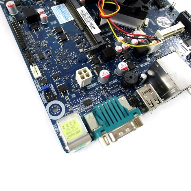 Placa Mae C/ Processador Dual Core Celeron J1800 Ddr3 OEM IPX1800P1 PCWARE