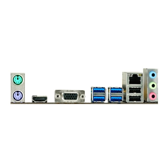 Placa Mae Intel 1151 B365MHC 2xDdr4 32gb Hdmi/Vga 8º Geração B365-MHC Vers.6.x Biostar