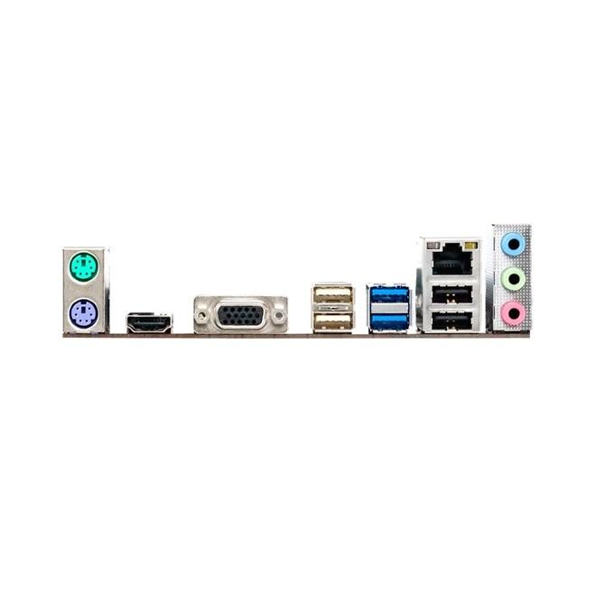 Placa Mae Intel 1151 H310MHP 2xDdr4 Hdmi/Vga 9º Geração H310MHP Biostar