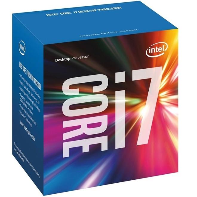 Processador 1151 Core I7 6700 3.4ghz/8mb Box Intel