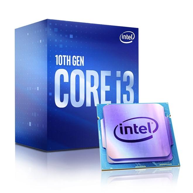 Processador 1200 Core I3 10100 3.6Ghz/6mb  I3 10100 Intel