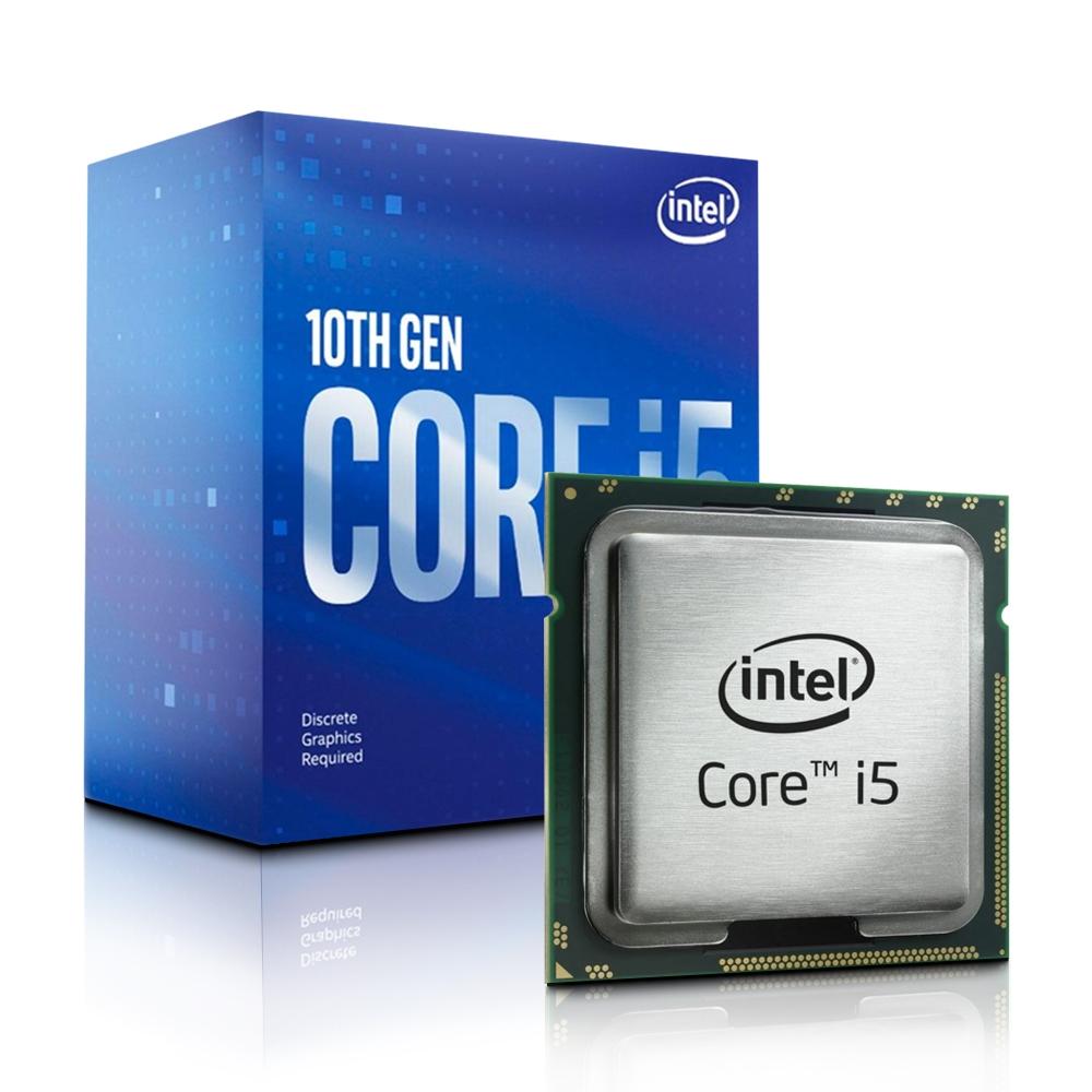 Processador 1200 Core I5 10400F 2.90ghz/12mb C/ Cooler I5-10400F Intel