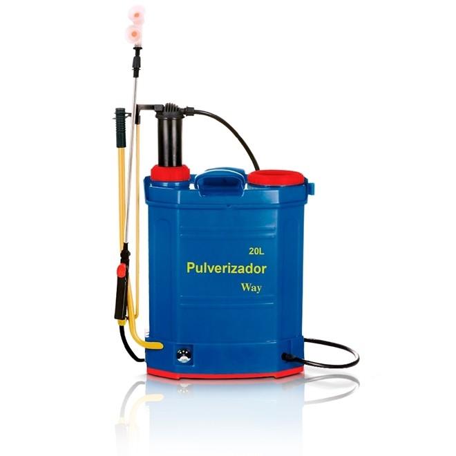 Pulverizador 2x1 Eletrico e Manual 20 Litros IWP2x1020 Importway