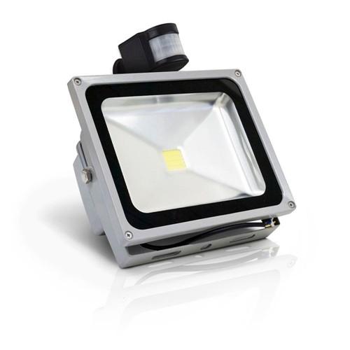 Refletor Super Led 20W Branco Frio com Sensor Bivolt YX-RTGY20W Best
