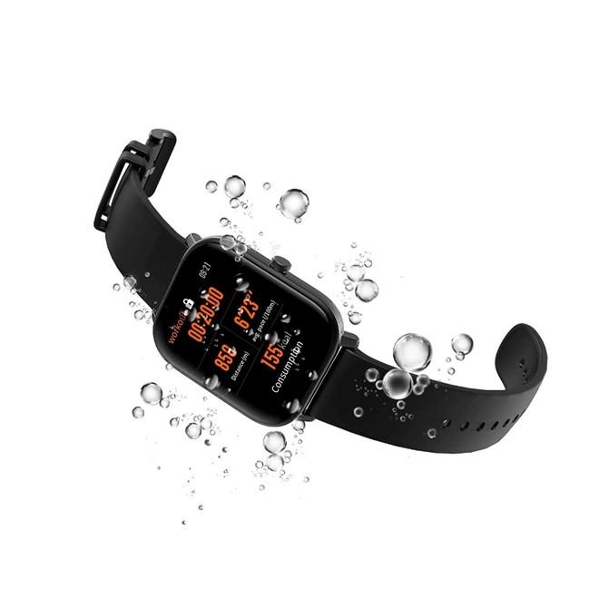 Relogio Smartwatch Amazfit GTS 42mm Preto A1914 Xiaomi