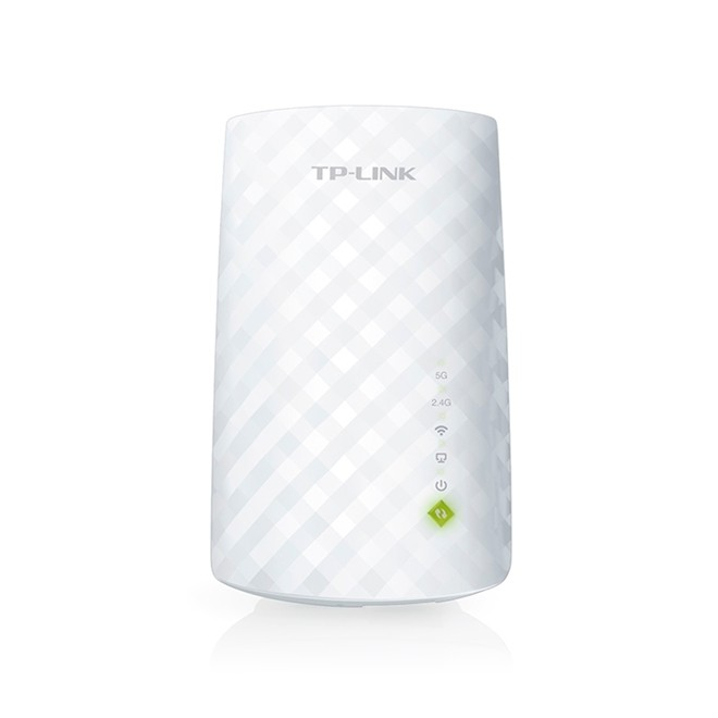 Repetidor Wireless 750Mbps Dual Band TP LINK AC750 RE200 AC750 RE200 TP LINK