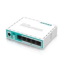 Roteador Mikrotik HEX 5 Portas Routerboard 850mhz RB 750R2 Mikrotik