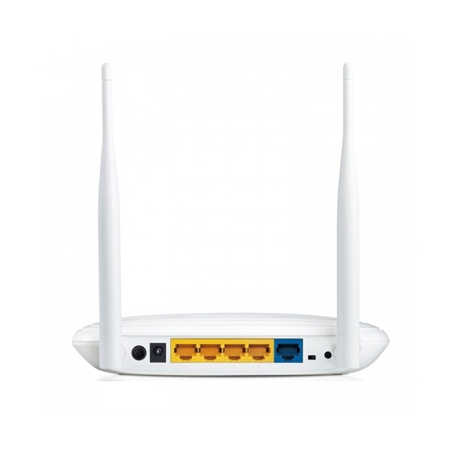 Roteador Wireless 300mbps 2 Antenas Fixas TL-WR841ND TP LINK