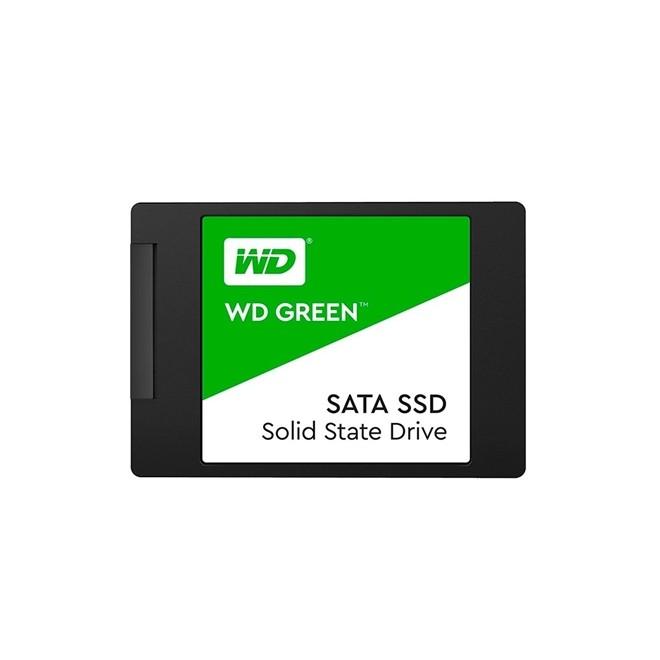 Ssd. 1Tb 2.5 Sata 3 545mb/s Leit - 430mb/s Grav WD Green WDS100T2G0A Western Digital