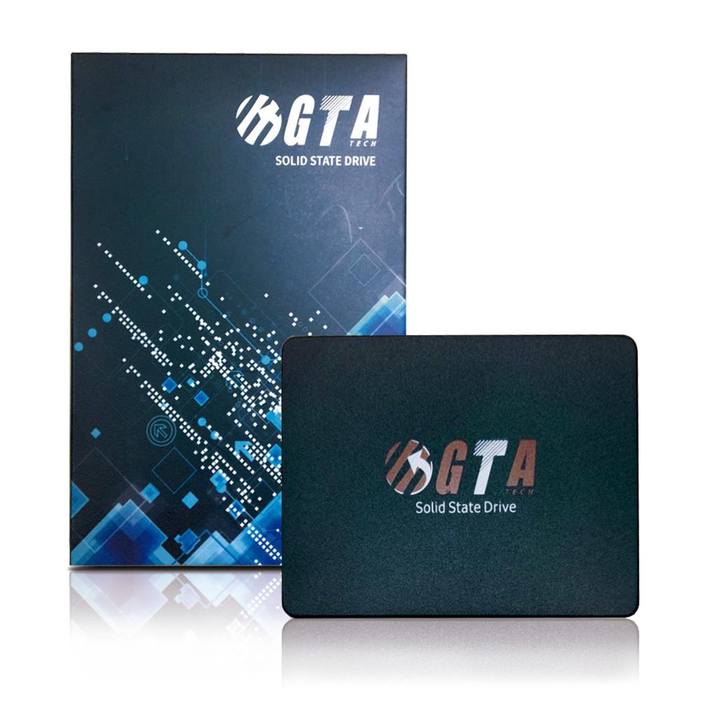 Ssd 240gb 2.5 Sata 3 500mb/s Leit - 400mb/s Grav SSD240GB2,5 GTA Tech
