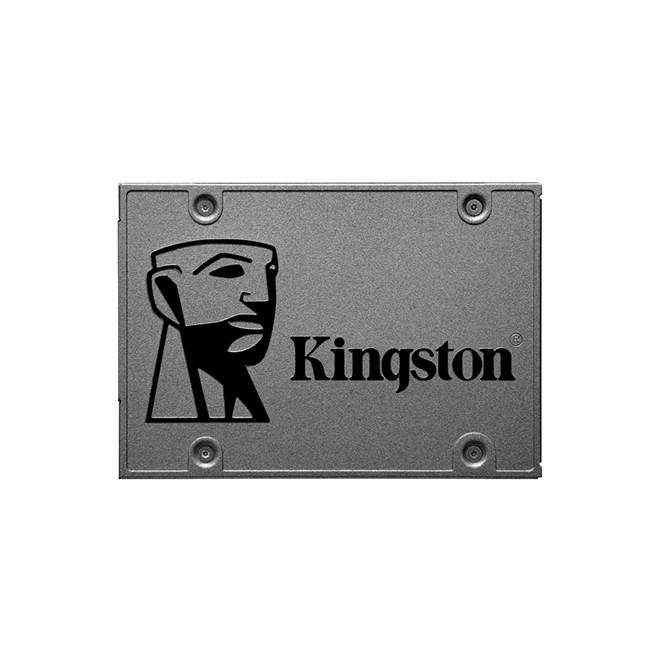 Ssd 240gb 2.5 Sata 3 500mb/s Leit - 350mb/s Grav A400 SA400S37/240G Kingston