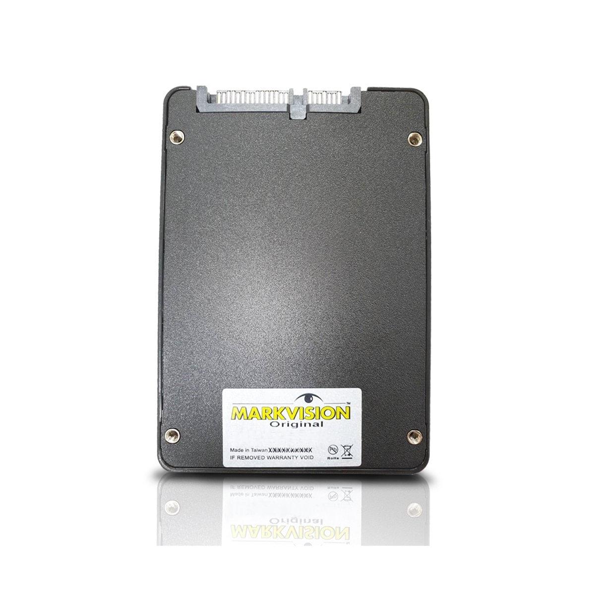 Ssd 240gb 2.5 Sata 3 500mb/s Leit - 400mb/s Gravacao  MVSD240G25-S2 Markvision