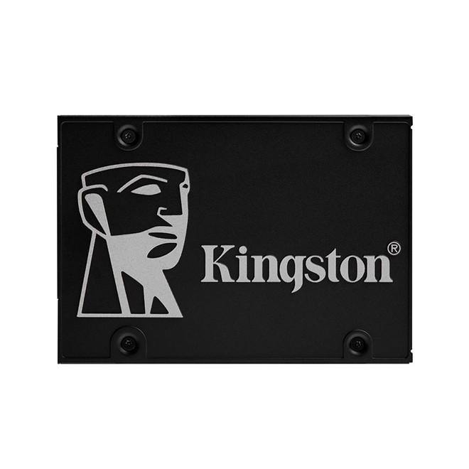Ssd 256gb 2.5 Sata 3 550mb/s Leit- 500mb/s Grav KC600 SKC600/256G Kingston