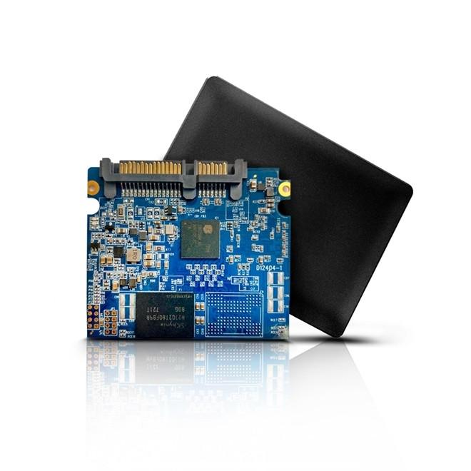 Ssd 256gb 2.5 Sata 3 550mb/s Leitura - 450mb/s Gravaçao MVSD256G25-S3 Markvision