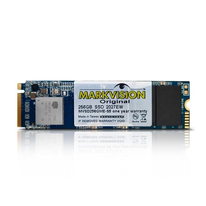 Ssd 256gb M.2 NVMe PCI 1800mb/s Leitura - 900mb/s Gravaçao MVSD256GME-S5 Markvision 240