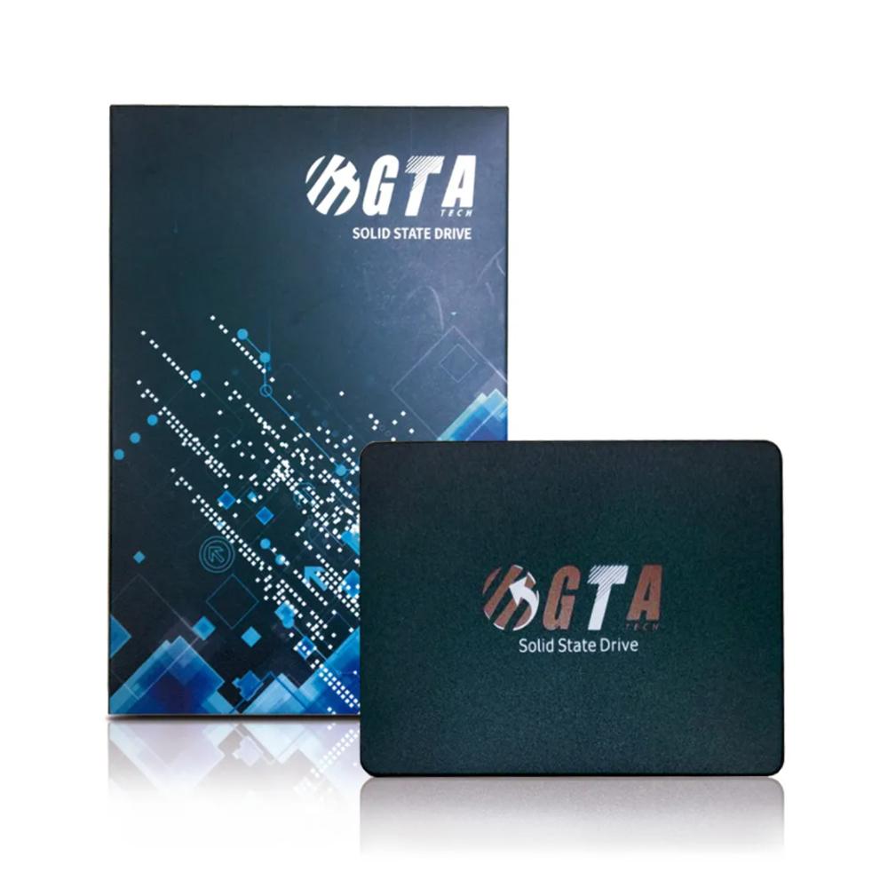 Ssd 512gb 2.5 Sata 3 560mb/s Leit - 500mb/s Grav SSD512GB2,5 GTA Tech