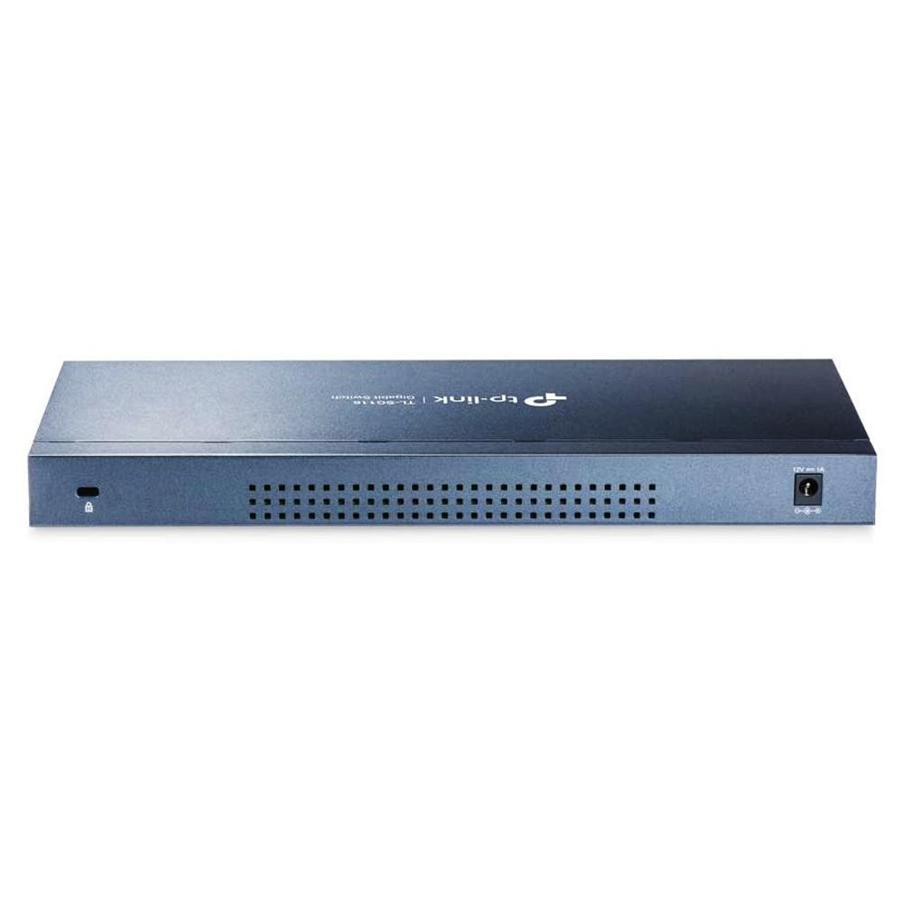 Switch 16 Portas 10/100/1000 Gigabit TL-SG116 TP Link
