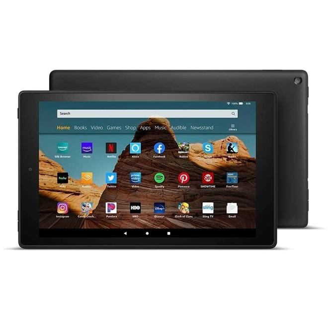 Tablet Amazon Fire HD 10.1 2019 32GB Wifi Preto B07K1RZWMC Amazon