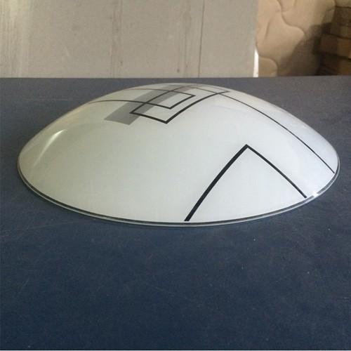 Vidro Redondo para Luminaria 30x30cm  R30/70060565 Best