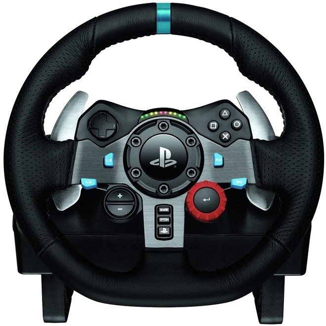 Volante Gamer Para Playstation 4 e Ps3/PC G29 Driving Force G29 LOGITECH