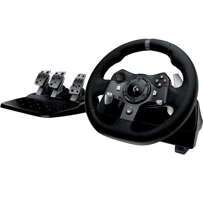 Volante Gamer Para Xbox One E Pc Driving Force G920 Logitech