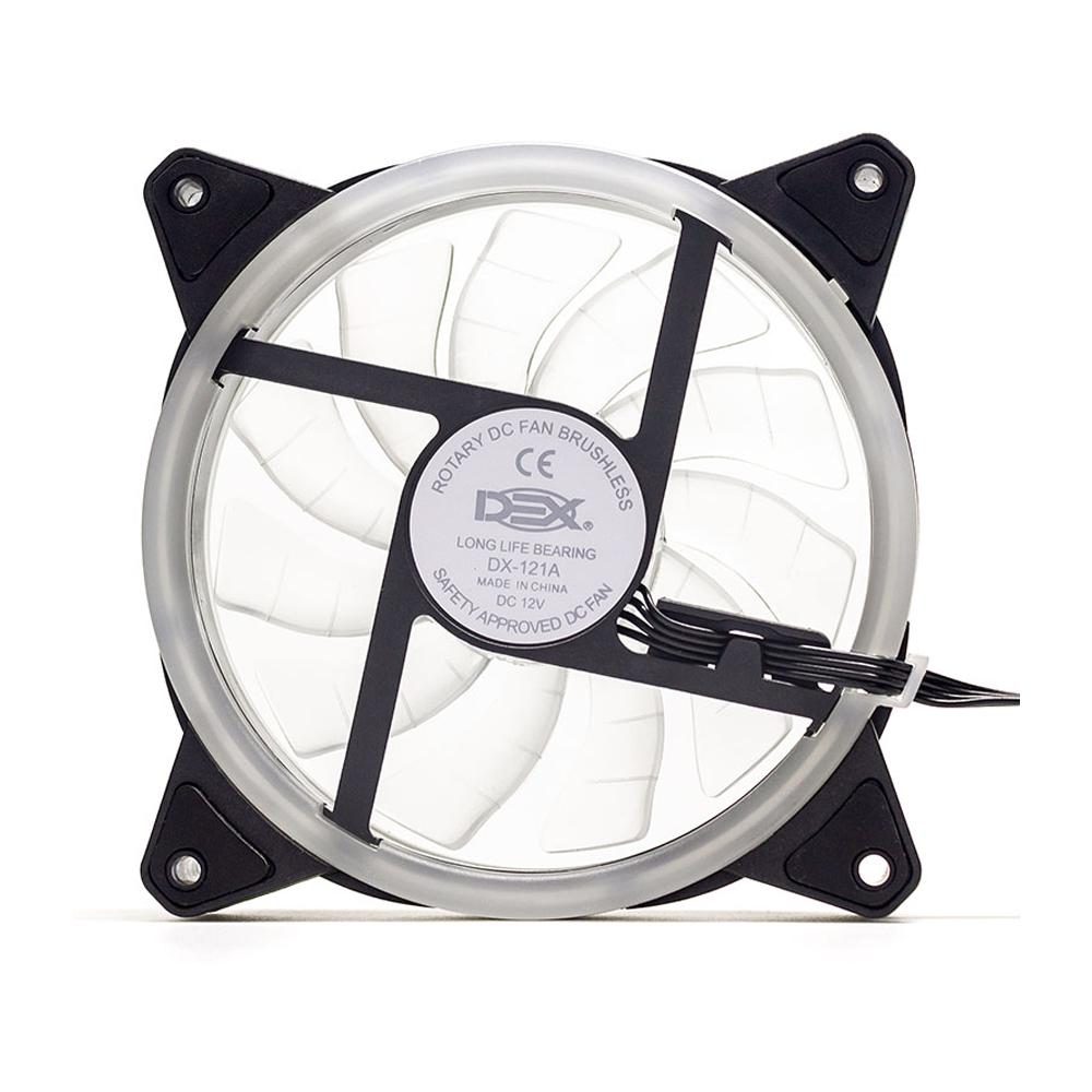 Water Cooler Amd/Intel com LED RGB 120mm DX-121A DEX