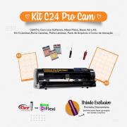 Kit C24 Pro com mesa plana