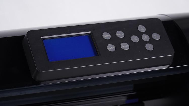 Plotter de Recorte Profissional Foison C24 Pro Cam