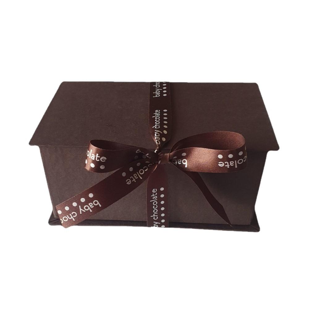 Caixa Baby Chocolate P