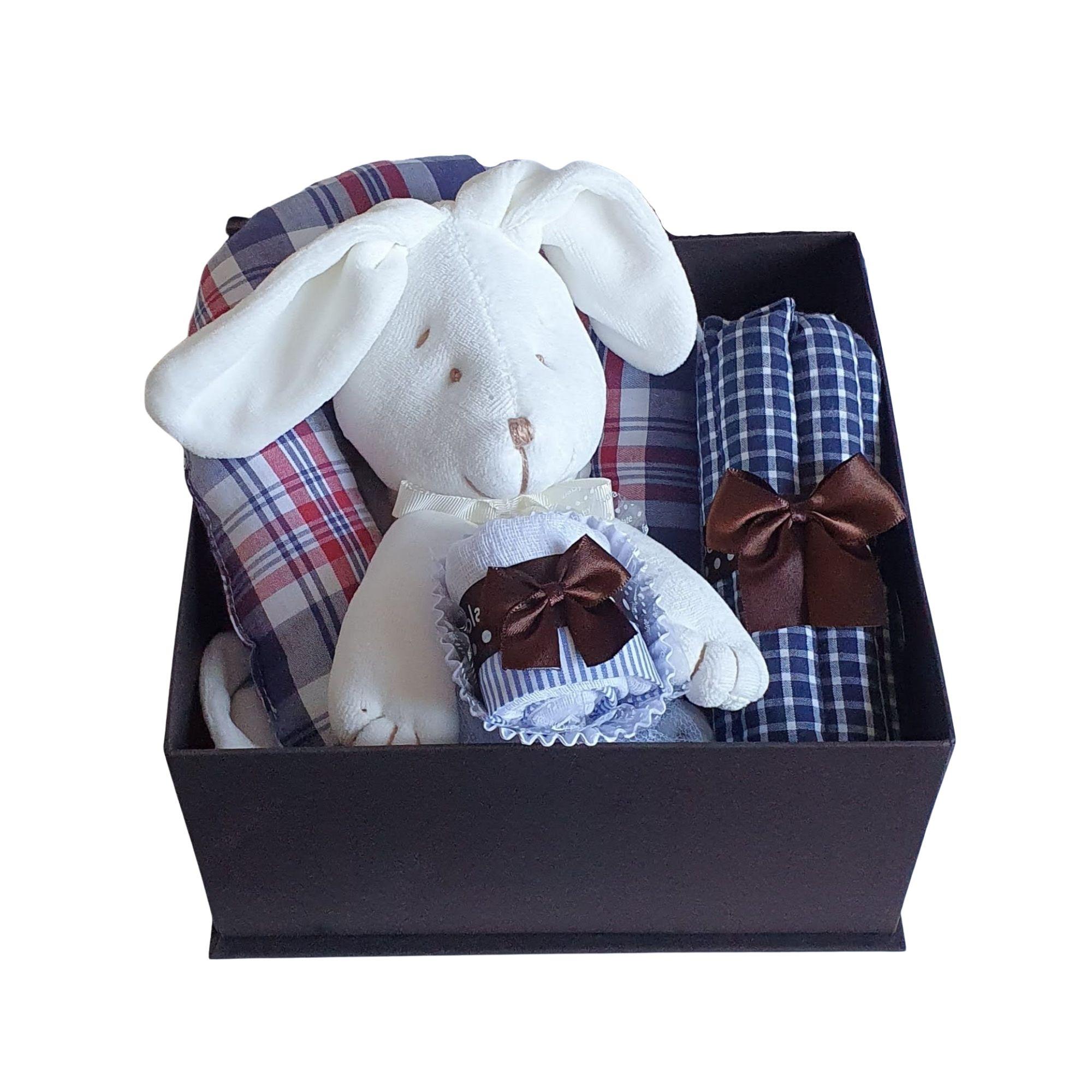 Caixa presente bebê Naninha Marinho