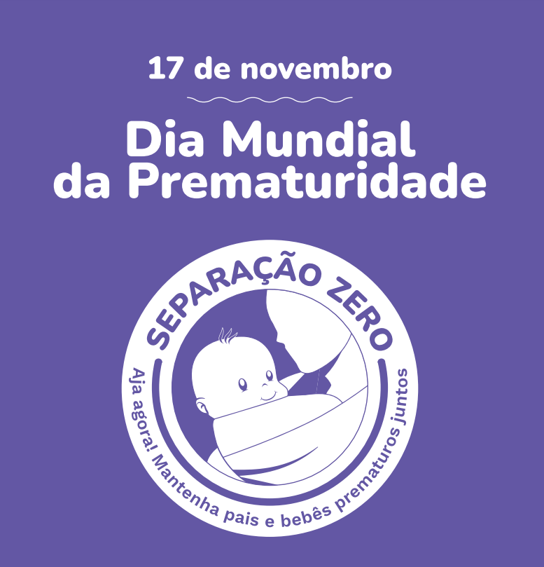 Camiseta Dia Mundial da Prematuridade 2021 - G ADULTO