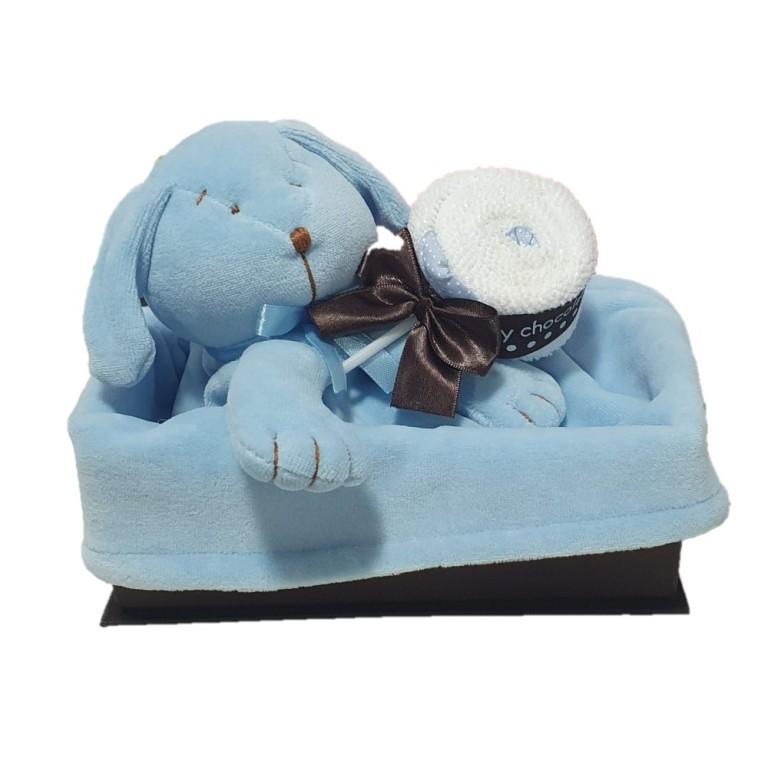 Kit Naninha Azul