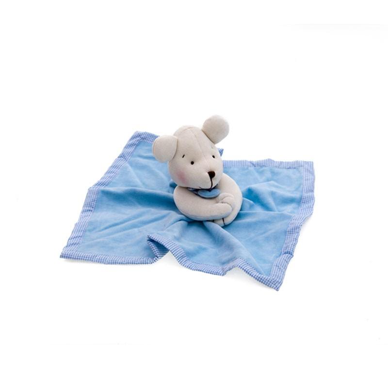 Naninha Azul Bebê Ratinho