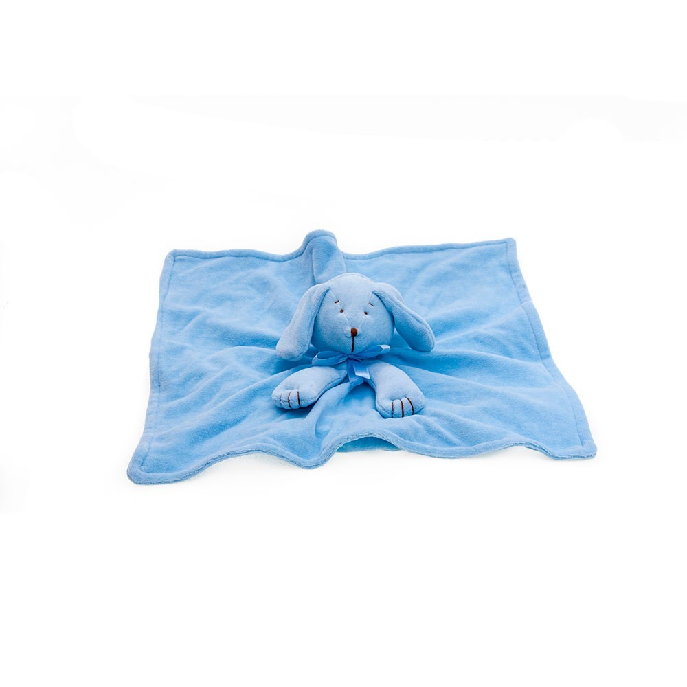 Naninha Bebe Azul Cachorro