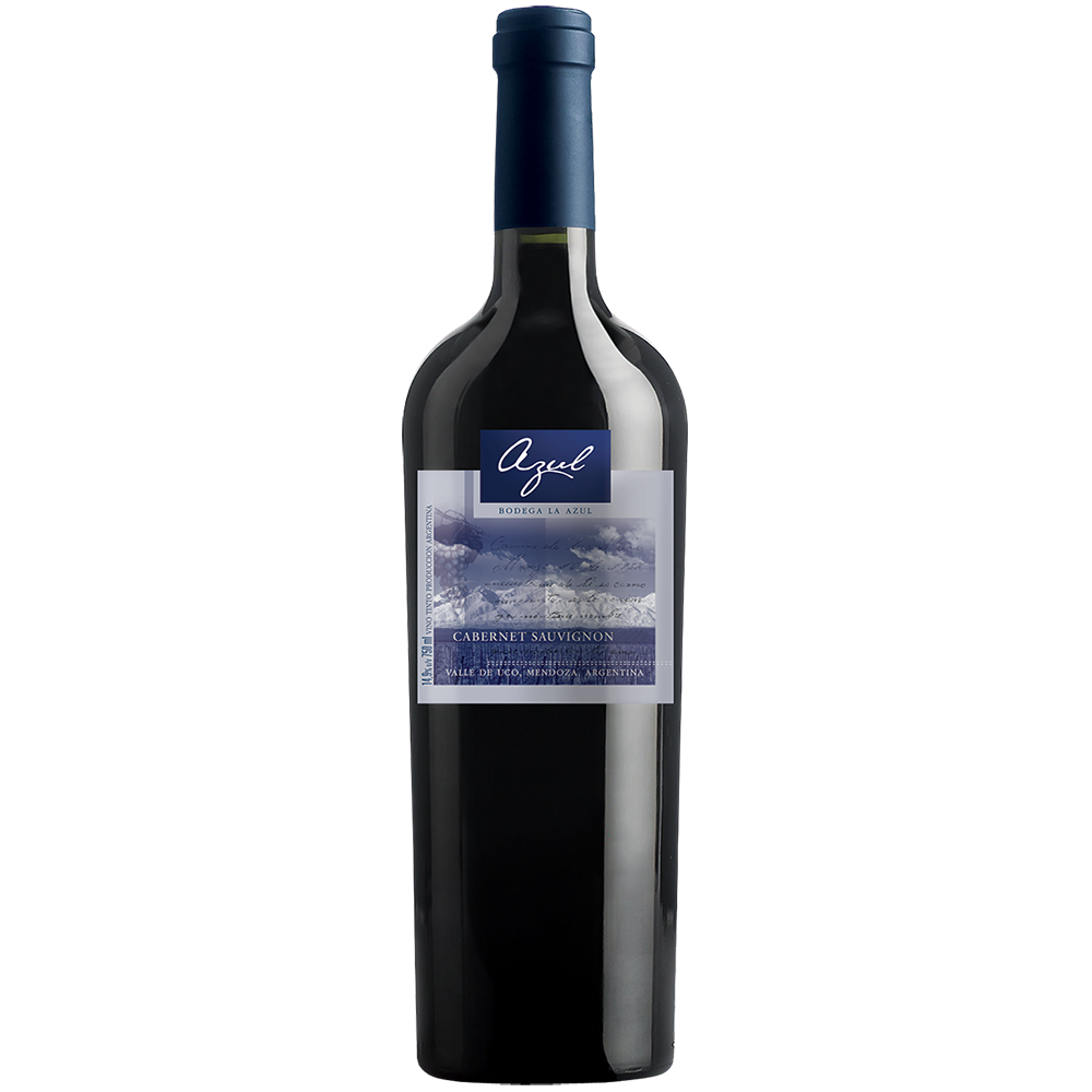 Caixa com 6 unidades de Azul Cabernet Sauvignon 2020