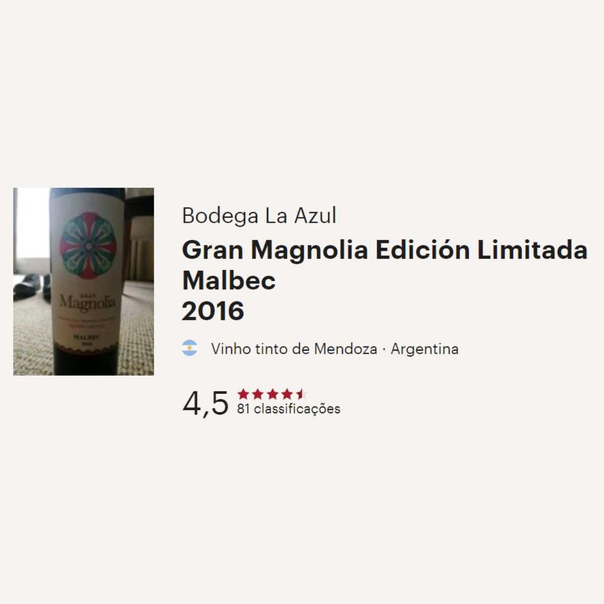 Matilda Gran Malbec 2019