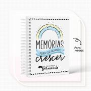 Caderno de Memórias - Menino