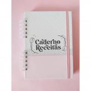Caderno de Receitas - Dia das Mães