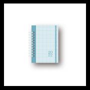 Mini Agenda - Coleção Cores