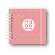Planner Pocket - Coleção Cores