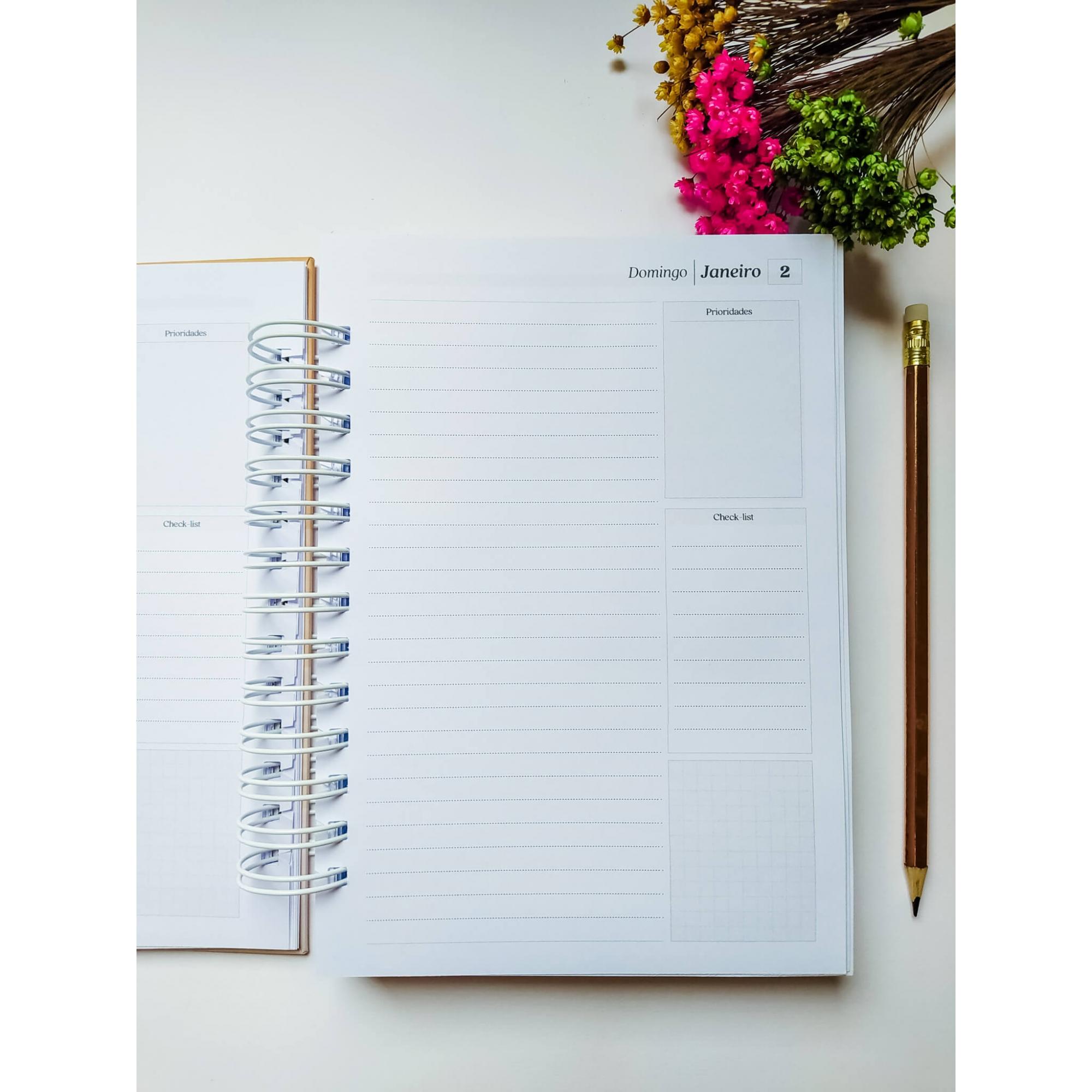 Agenda 2022 - Coleção Alfabeto